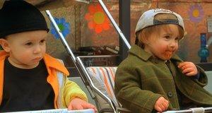 Джей и Молчаливый Боб в детстве – Джей и Молчаливый Боб наносят ответный удар (2001)