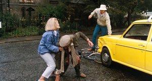 Авария с велосипедистом – Европейские каникулы (1985)