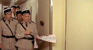 В поисках каюты – Жандарм в Нью-Йорке (1965)