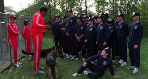 Сидеть! – Полицейская академия 3: Переподготовка (1986)