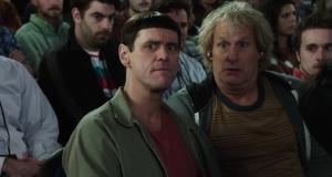 Ллойд и Гарри на конференции – Тупой и еще тупее 2 (2014)