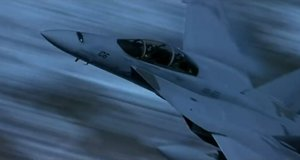 Американский истребитель F-18 против русских ракет – В тылу врага (2001)