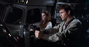 Посадка шатла – Аэроплан 2: Продолжение (1982)