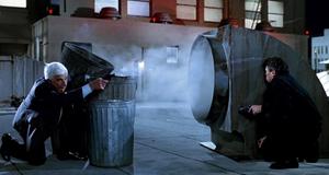 Перестрелка – Голый пистолет 2 1/2: Запах страха (1991)