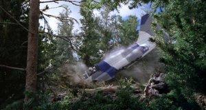 Авиакатастрофа – Горячие головы (1991)