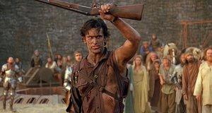 Сила ружья 12-того калибра в XIV веке – Зловещие мертвецы 3: Армия тьмы (1992)