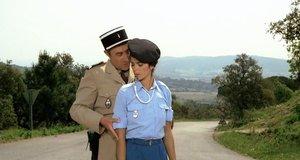 Опасный регулировщик – Жандарм и жандарметки (1982)