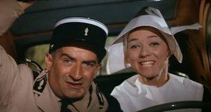 Сестра за рулем – Жандарм из Сен-Тропе (1964)