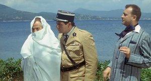 Главное быть незаметным – Жандарм из Сен-Тропе (1964)