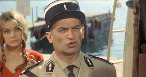 Суровый сержант Людовик Крюшо – Жандарм из Сен-Тропе (1964)