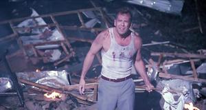 Случайный обстрел Брюса Уиллиса – Заряженное оружие (1993)