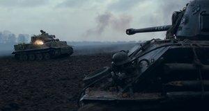 Танк «Тигр» против «Шермана» – Ярость (2014)