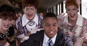 Пожар в автобусе – Крысиные бега (2001)