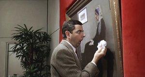 Мистер Бин испортил картину – Мистер Бин (1997)