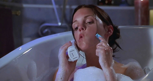 Бритье в ванной – Очень страшное кино (2000)