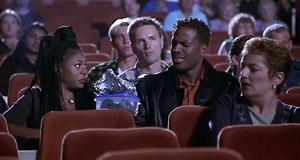 Сцена в кинотеатре – Очень страшное кино (2000)