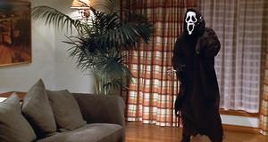 Пародия на «Крик» – Очень страшное кино (2000)