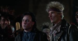 Главарь банды – Полицейская академия 2: Их первое задание (1985)