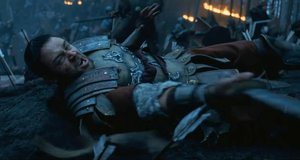 Битва римлян с варварами – Гладиатор (2000)