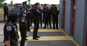 Проникновение через дверь – Полицейская академия 3: Переподготовка (1986)