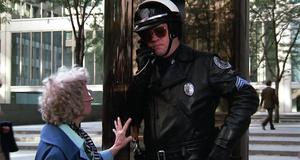 Возращение четвертака для старушки – Полицейская академия 3: Переподготовка (1986)