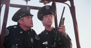 Предупредительный выстрел – Полицейская академия 4: Граждане в дозоре (1987)