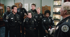 Программа ГНУ – Полицейская академия 4: Граждане в дозоре (1987)
