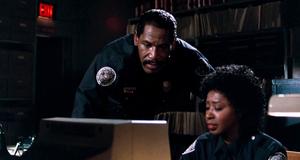 Хайтауэр компьютерный гений – Полицейская академия 6: Город в осаде (1989)