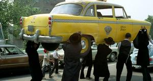 Евреи и такси – Приключения раввина Якова (1973)