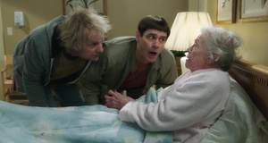 Развратная старушка – Тупой и еще тупее 2 (2014)