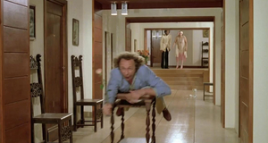 Одно неловкое движение – Укол зонтиком (1980)