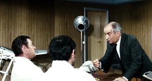 Убеждение психиатров – Фантомас разбушевался (1965)
