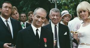 Невзрачный герой – Фантомас разбушевался (1965)