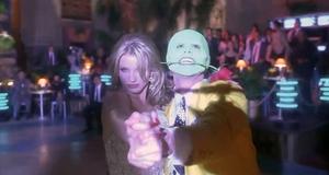 Танец Джима Керри и Кэмерон Диаз – Маска (1994)