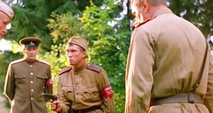 Встреча с диверсантами в лесу – В августе 44-го (2001)
