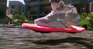 Летающая доска – Назад в будущее 2 (1989)
