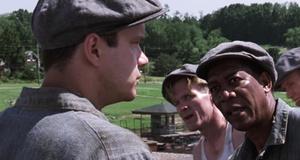 На крыше – Побег из Шоушенка (1994)