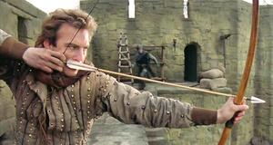 Спасение от казни плененных повстанцев – Робин Гуд: Принц воров (1991)