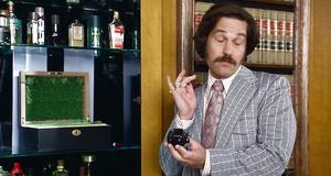 Одеколон с запахом желания – Телеведущий: Легенда о Роне Бургунди (2004)