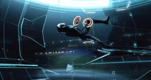 Поединок на дисках – Трон: Наследие (2010)
