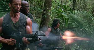 Против невидимого врага в лесу – Хищник (1987)