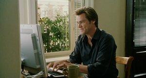 Брюс Всемогущий за компьютером – Брюс Всемогущий (2003)