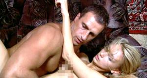 Откровенная сцена с Анастасией Цветаевой – Парни из стали (2004)