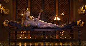 Секс сцена с Вивой Бьянкой – Спартак: Кровь и песок (2010)