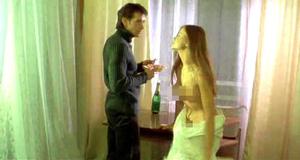Голая Мария Миронова в откровенной сцене – Олигарх (2002)