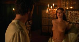 Откровенная сцена с Натали Дормер – Игра престолов (2011)