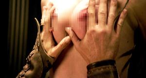 Голая Ева Грин в секс сцене – 300 спартанцев: Расцвет империи (2013)