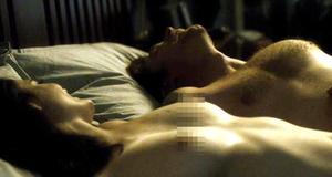 Постельная сцена с голой Евой Грин – Последняя любовь на Земле (2011)