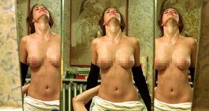 Откровенная сцена с Евой Грин – Мечтатели (2003)