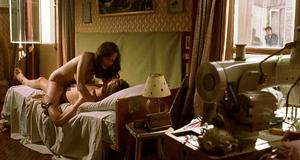 Секс сцена с голой Евой Грин – Мечтатели (2003)